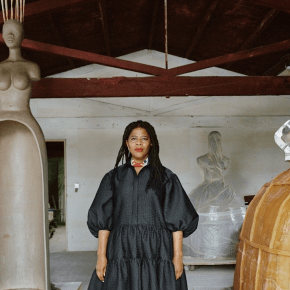 Sculptor Simone Leigh is Representing the United States at 2022 Venice Biennale