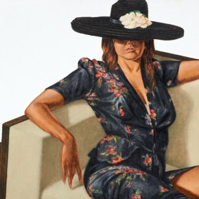 Decade After Portrait by Barkley L. Hendricks Sold for $48,000 at Swann Auction, Sotheby's is Asking More Than $2 Million