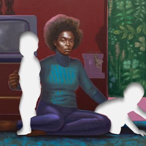 Black Motherhood and American Mourning: After Challenging Historic Narratives, Titus Kaphar Confronts Contemporary Realities