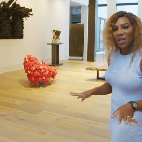 New Florida Home of Tennis Phenom Serena Williams Has Art Gallery Featuring Works by Radcliffe Bailey and Leonardo Drew