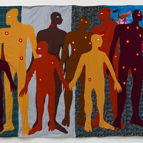 National Gallery of Art Acquires Textile Work By Christopher Myers Memorializing Victims of Police Murder