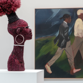 On View: 'Shattered Glass' at Jeffrey Deitch Gallery in Los Angeles