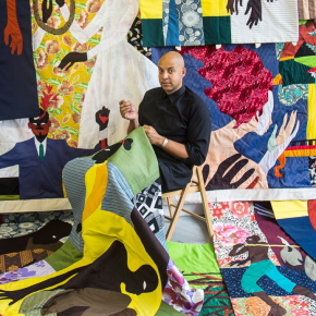 Latest News in Black Art: Christopher Myers Now Repped by James Cohan Gallery, Nicole Fleetwood Joins NYU, Derrick Adams and Jay-Z Collaborate on NFT, Dallas Museum of Art Acquires Its First Basquiat