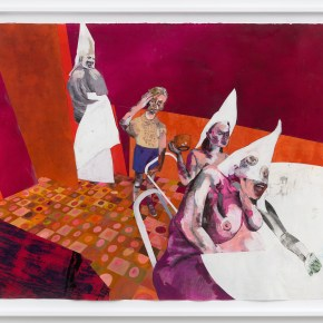 On View: 'Wardell Milan: Amerika. God Bless You If It's Good To You' at Bronx Museum of the Arts in New York