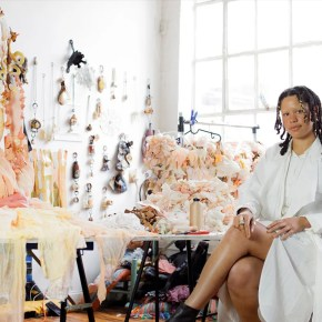 Latest News in Black Art: Tau Lewis Joins Stephen Friedman Gallery, Christopher Blay Named Chief Curator at Houston African American Museum, Housing Gallery Receives Armory Show's Gramercy International Prize