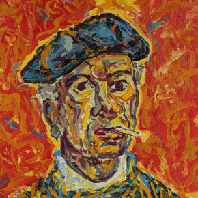 On View: 'Be Your Wonderful Self: The Portraits of Beauford Delaney' at Michael Rosenfeld Gallery in New York City