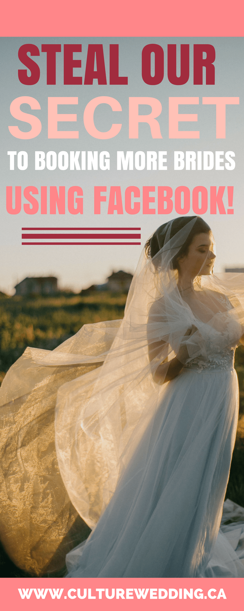 Booking brides using Facebook. book more wedding clients. Start & Run an Event Planning Business shows you how to start and run a successful enterprise by planning. Event planning business. How to start a successful Event Planning business. How to market your wedding planning business to book more weddings.