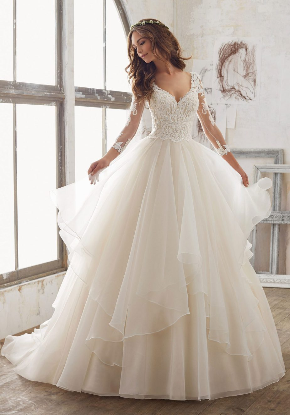 The Top 10 Wedding Dress Styles from top designers   Culture ...