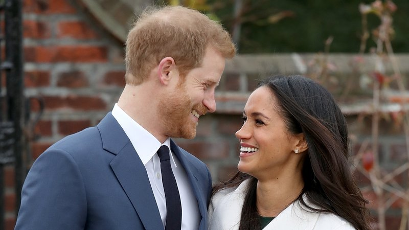 Prince Harry Engaged to Meghan Markle: Engagement photos