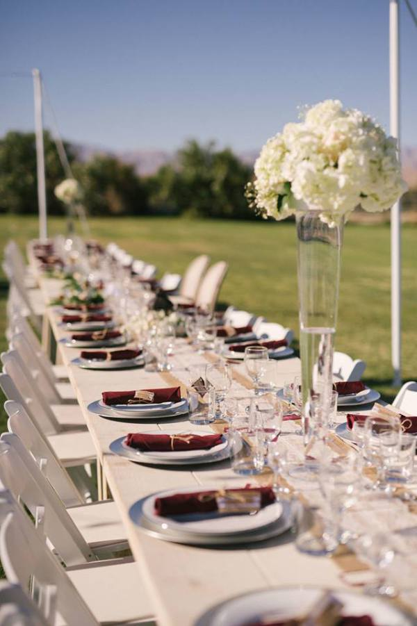 15 Stunning rustic outdoor wedding ideas you will love | Culture ...