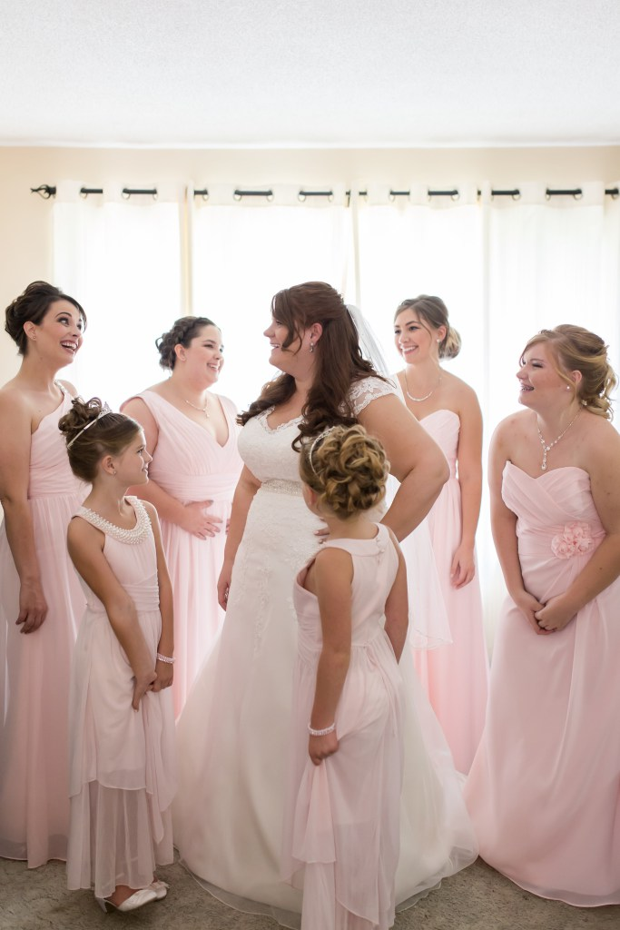 Pastel Pink Meets Gold White An Elegant Wedding Culture