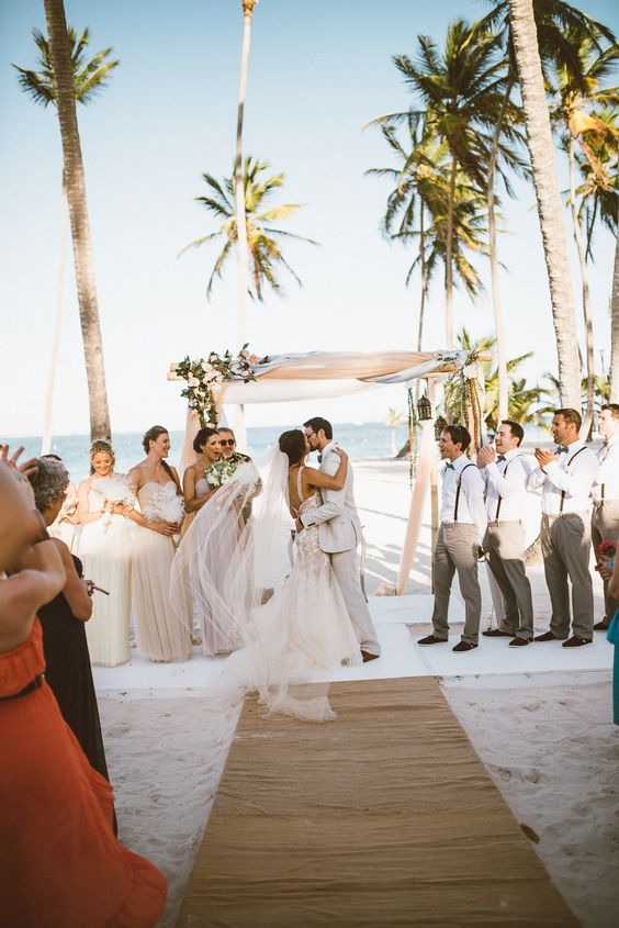 10 of the best destination wedding location in the for Top caribbean wedding destinations