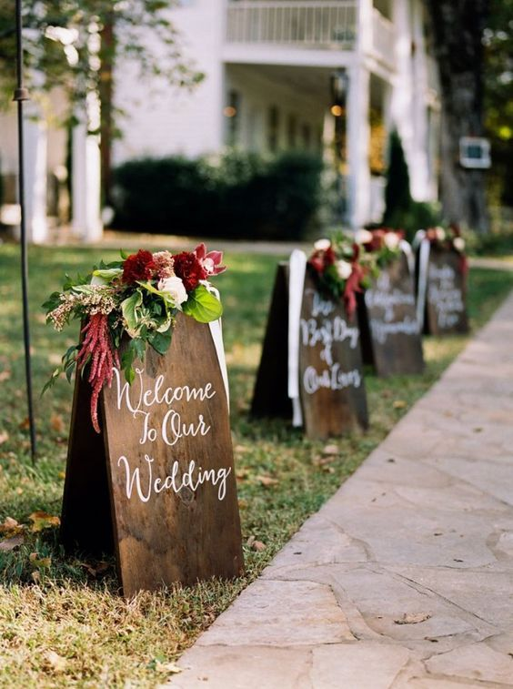 sign for outdoor rustic wedding. Rustic wedding decoration ideas.. Rustic decorations on a budget. Rustic wedding planning ideas. Rustic decorations for a wedding. Cheap rustic wedding ideas. Outdoor wedding ideas on a budget. DIY outdoor wedding ideas. #rusticwedding