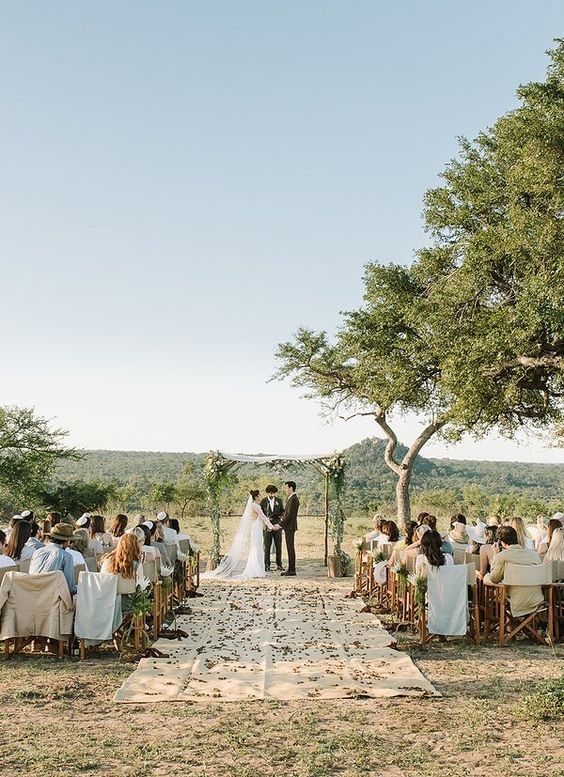 A Safari Wedding in the Heart of South Africa's Kruger National Park. Top 10 Romantic Travel destination places to visit in Africa