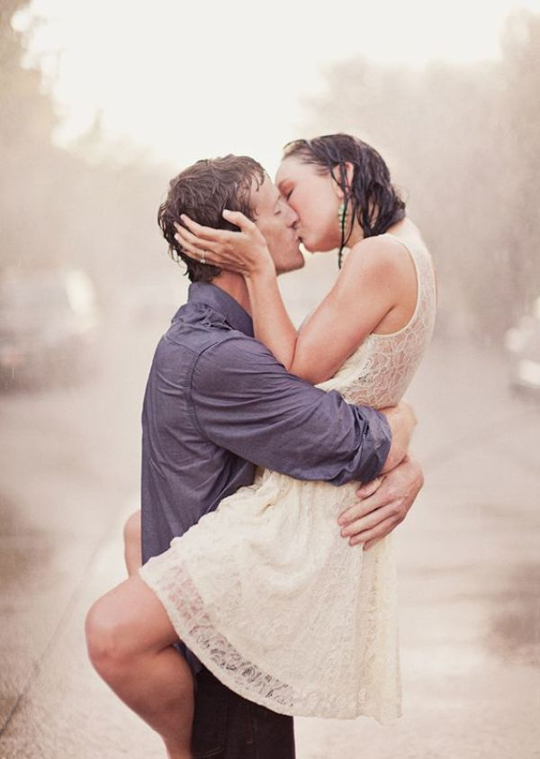 Unique Engagement shoot in the rain. How to pose for engagement photos. Engagement photo ideas from couples. Engagement styleshoot for weddings. Creative engagement photo ideas. Aga Jones Photography. Beautiful engagement photo ideas. Romantic engagement photos.
