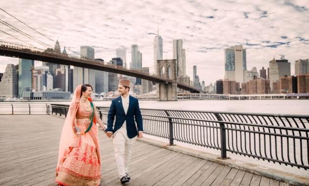 An Elegant Hindu Wedding Style shoot – Avi + April