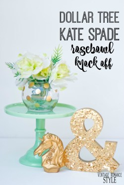 kate spade wedding decor ideas. DIY Wedding decoration from the dollar store. Affordable wedding decoration ideas. Dollar Store Home Decor DIY! How to plan a wedding on a budget. Brides on a budget. How to decorate on a frugal budget. #weddingdecor #budgetwedding how to save money on a wedding.