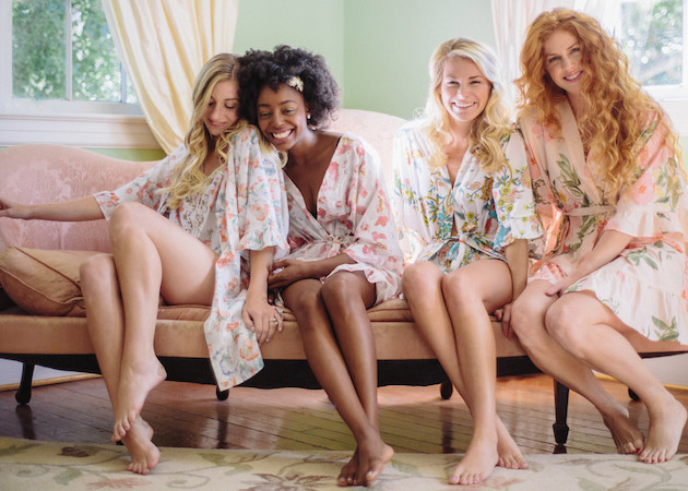 Plum Pretty Sugar bridal shower bathrobe. Plan the perfect themed spa bridal show. Here are the best ways to plan a spa bridal shower that won't cost your budget. Take your bridesmaids on a spa for a bridal shower themed event #weddingplanning #bridalshowerideas #weddingtheme #bridalshower A few bridal shower ideas to inspire you.