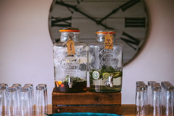 10 Creative and Fun Wedding Bar Ideas for your Big Day- (Check out #5)