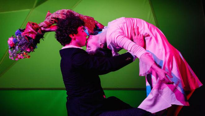 The Flying Lovers of Vitebsk review, Wilton's Music Hall | Culture Whisper