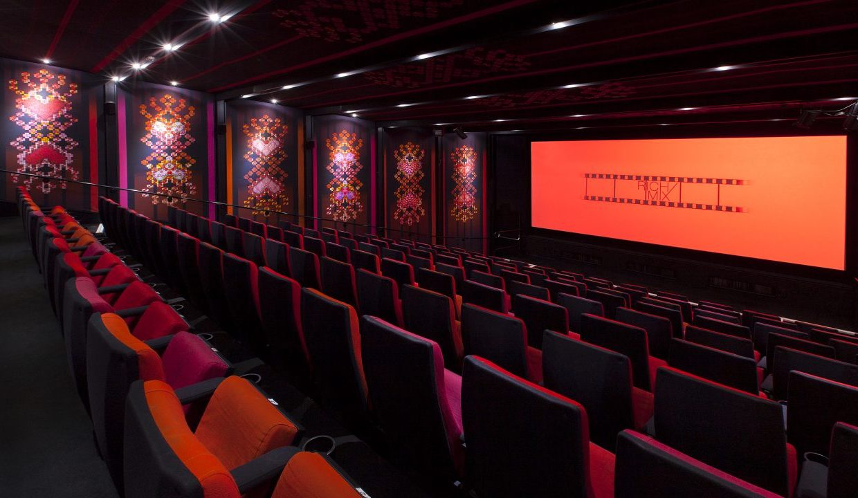 east london sofa cinema 2 seater luxury supra faux leather bed best cinemas in culture whisper a cultural centre shoreditch rich mix hosts film screenings as well live music and theatre the boutique designs of its three screens have seen it