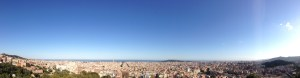 Barcelona city views