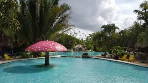 belize swimming pool
