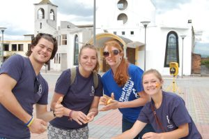 volunteer abroad placement volunteer group