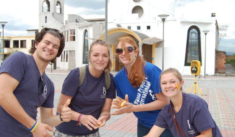 volunteer abroad placement volunteer group