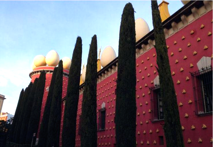 Photo: Teatre-Museu Dalí in Figueres by David Leigh.
