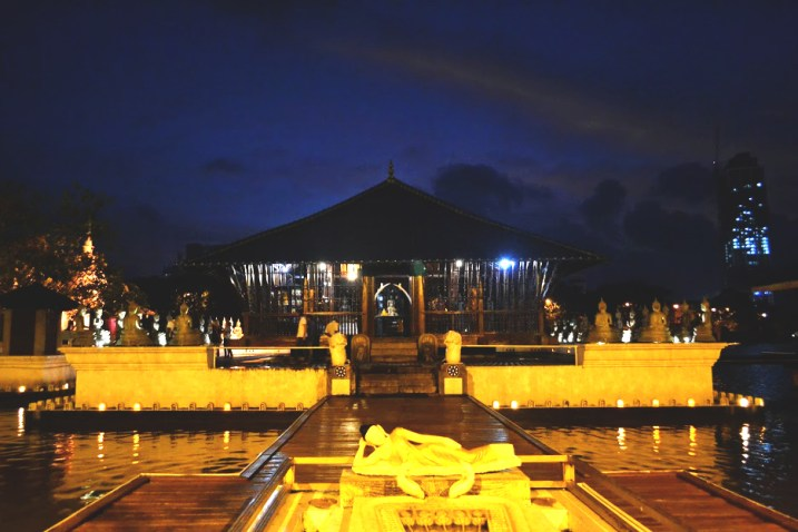 Seema Malakaya Gangarama Temple