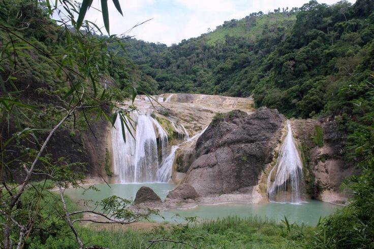 Pinsal falls Ilocos Sur