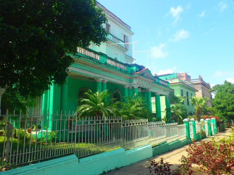 accommodations in Cuba