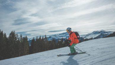 ski holiday planning