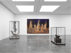 Walhalla: Anselm Kiefer in The White Cube