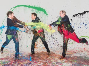 Modern Art and Old Friends: Yasmin Reza's 'Art' at the Old Vic