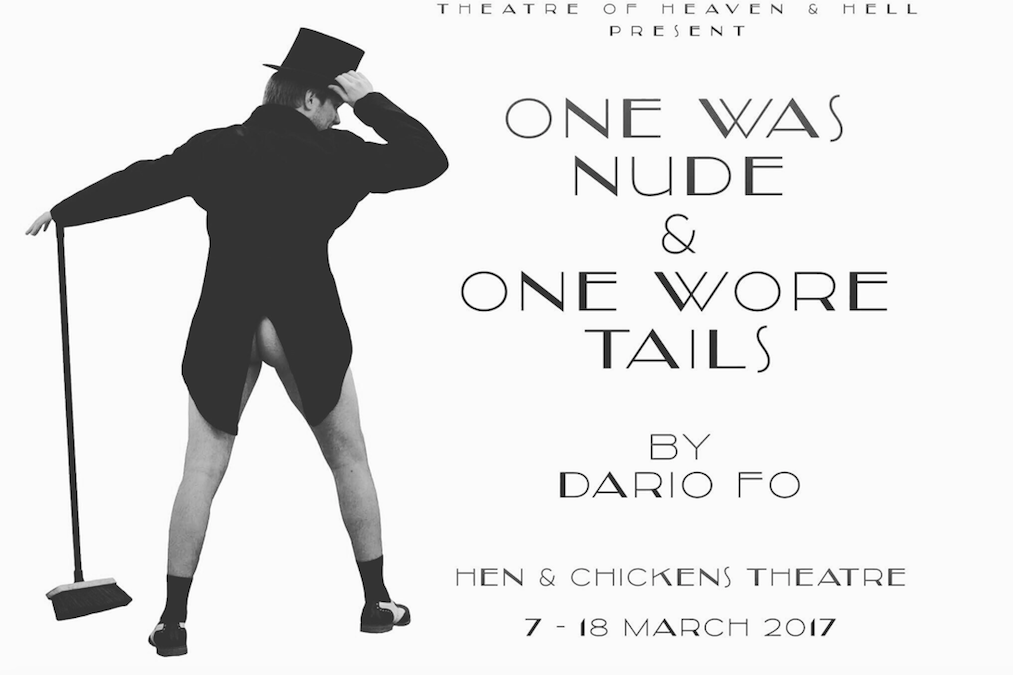 A Rare Opportunity: 'One Was Nude & One Wore Tails' at The Hen & Chickens Theatre