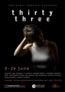 'Thirty-Three' at the Leicester Square Theatre