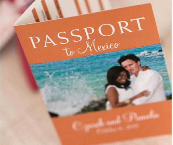 A Scenic and Luxurious Multicultural Destination Wedding in Mexico