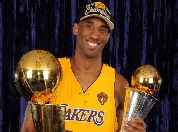 Famous TCK Kobe Bryant