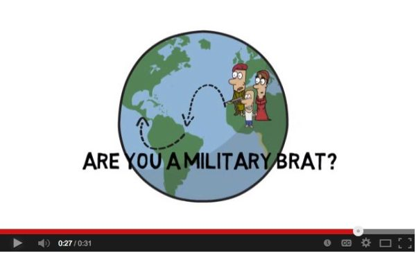 military brat video screenshot