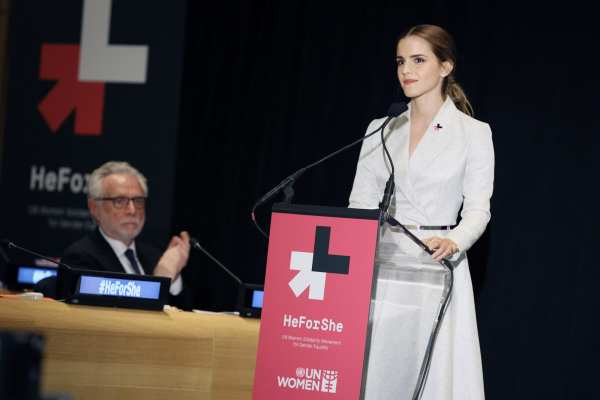 Emma Watson and HeforShe: Opposing Viewpoints