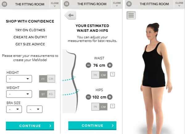 Metail's Virtual Fitting Room Enhances Online Shopping