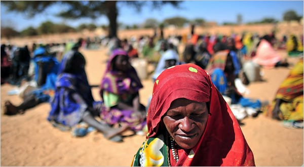 Atrocity in the Sudan: Mass Rape in Darfur