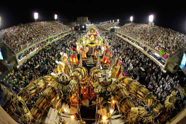 February: The Month of Carnival