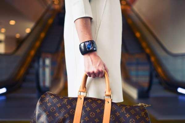 Flying in Luxury