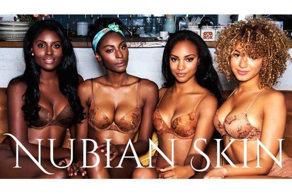 Find the Perfect Nude Lingerie & Hosiery for Your Skin Tone
