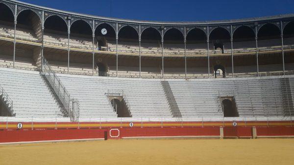 Musings Abroad-My Life in Spain: Inside the Bullring