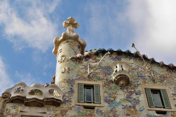Musings Abroad-My Life in Spain: Antoni Gaudí