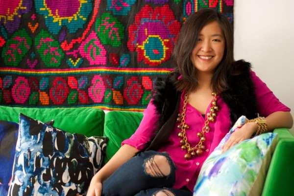 PROFILE: Amy Sia, Expat Pattern Designer at Surtex